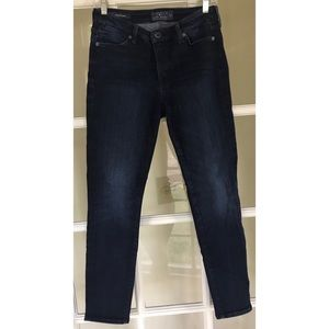Lucky Brand Hayden Skinny Jeans - Size 27 Ankle